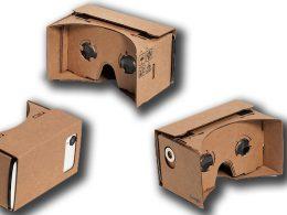 Google Cardboard. La prima economy 3D VR