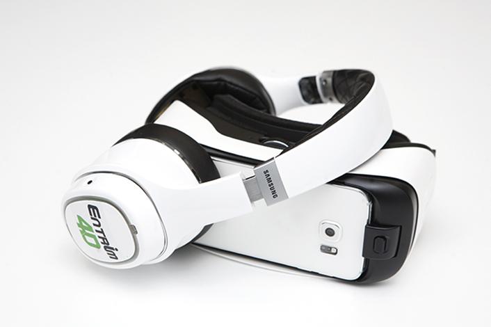 Cuffie realtà virtuale
